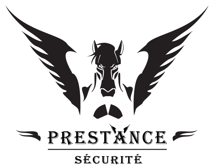 Prestance securite logo 4 vecto